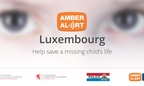Grand Duchy Of Luxembourg Joins Forces With AMBER Alert Europe To Save Missing Children
